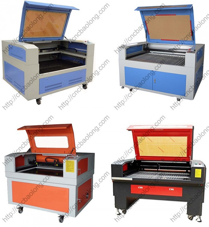Máy cắt khắc Laser giá tốt