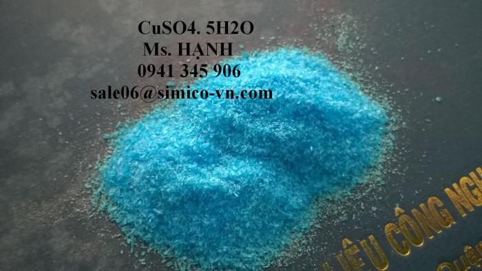 Chuyên bán Đồng Sunphate CuSO4