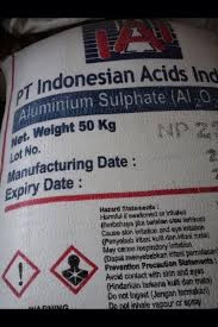 Aluminum Sulfate, Phèn Đơn, Phèn Nhôm sunphat