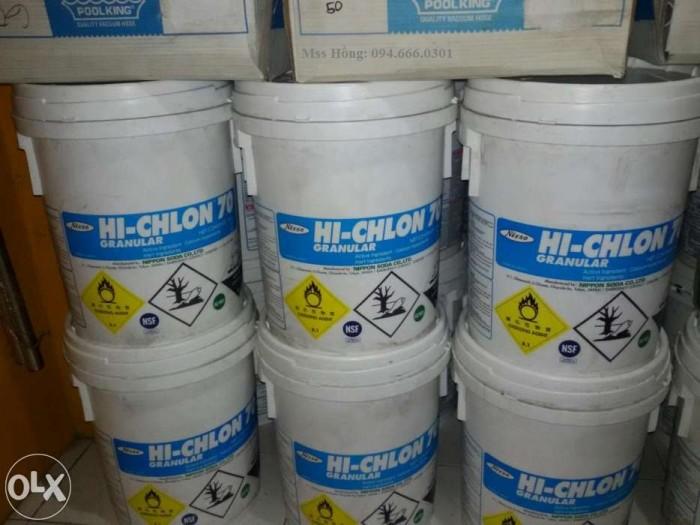Calcium Hypochloride, chất khử trùng ao hồ..., chất khử trùng rau quả, chất tẩy uế