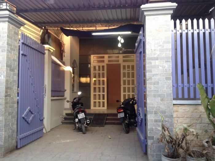 Nhà Mt Chợ Xuân T Thượng Phan V Hớn Hóc Môn. 200m2 5x25. Shr Chính Chủ