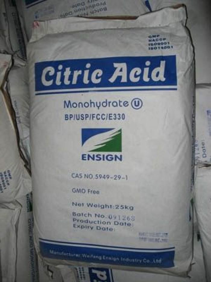 Acid Citric Khan, Acid Citric Anhydrous, C6H8O7,Bột Chua, giá hời, chất lượng cao