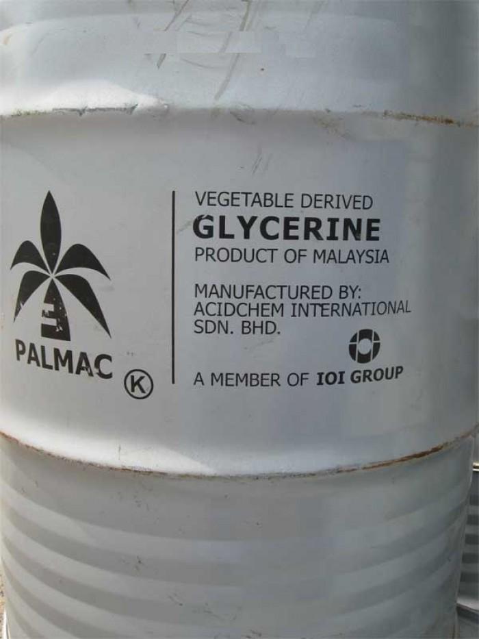 Glyxerin, Glycerine, C3H8O3 ,C3H5(OH)3, propantriol, Hóa Chất Công Nghiệp,