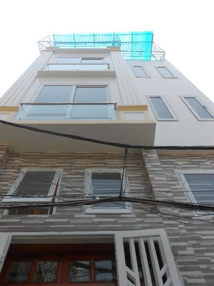 Bán nhà Siêu Đẹp 5 tầng , diện tích 30m2 gần mặt phố Phạm Ngọc Thạch.
