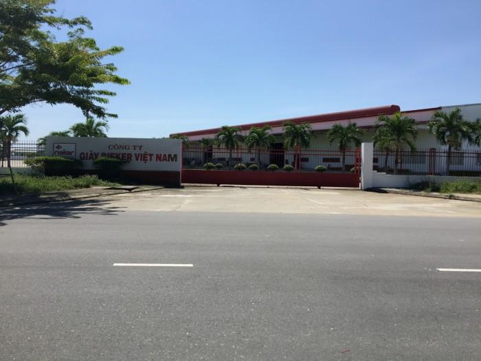 Lô đất biệt thự 2 MT đối diện ngay cổng trường cao đẳng Đông Á, trong làng đại học Đà Nẵng