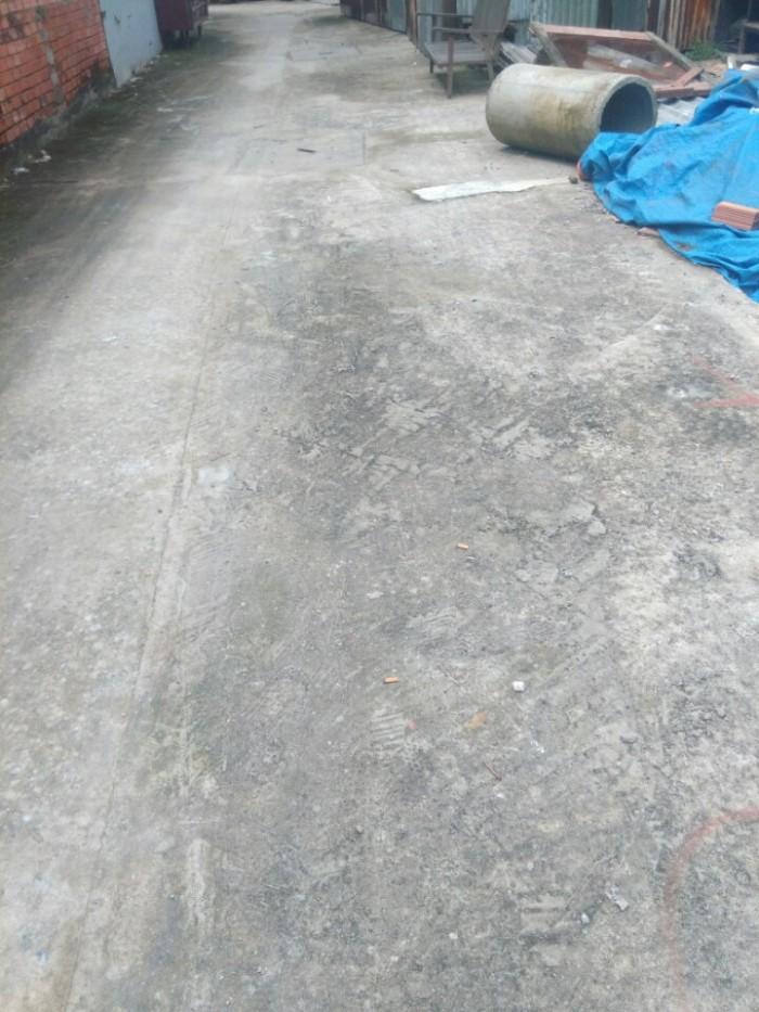 Nhà Cấp 4 nát 317/26/17 TNhất, P11, GVấp, đã đập chỉ còn nền và đất, HXH4mThông, 4x18m, TâyNam