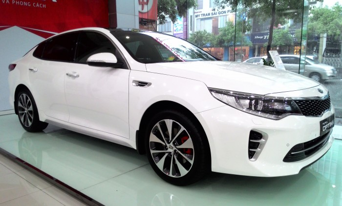 Kia Optima sản xuất năm 2017 Số tự động Động cơ Xăng