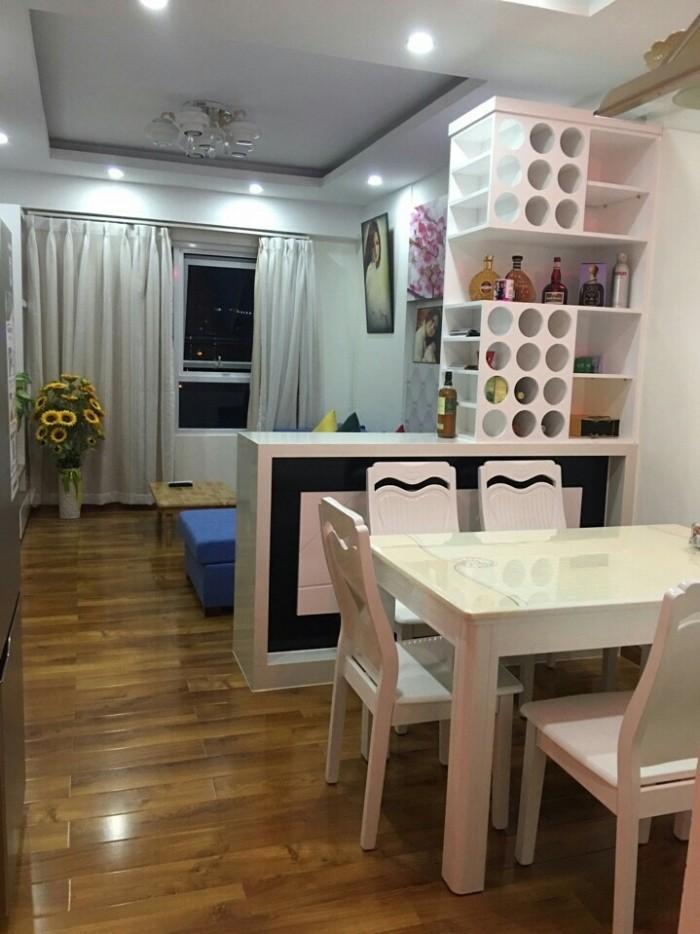 Bán nhanh căn hộ chung cư Ehome 5, Q.7, Dt 67m2, 2PN, nhà đẹp
