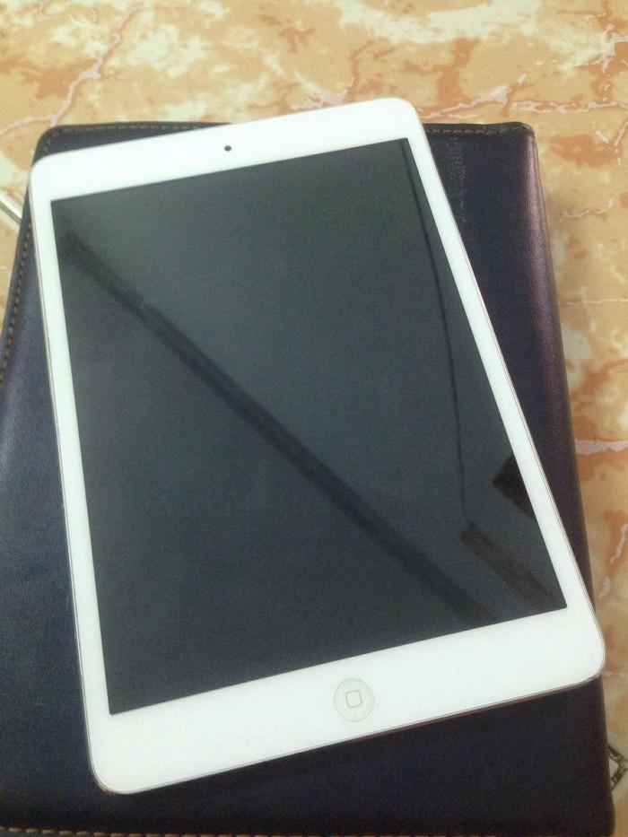 Ipad Mini 1 Only Wifi 16G Zin (Tin Còn Máy Còn)
