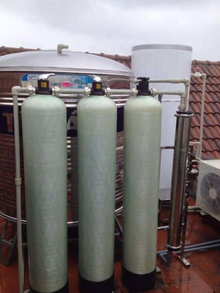 Hệ thống lọc tổng, nước dầu nguồn, toàn tòa nhà