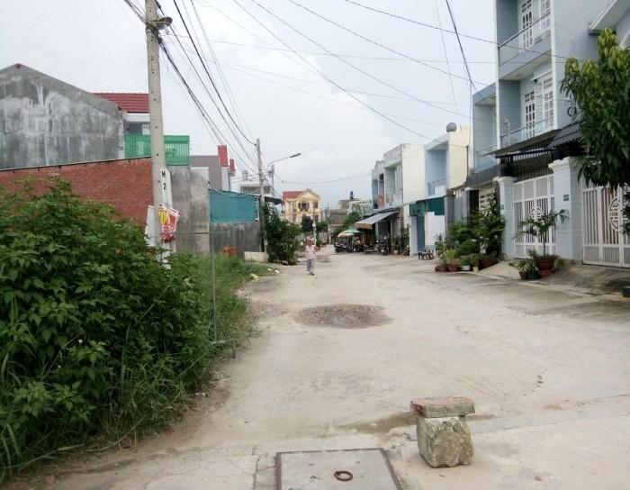 Bán đất thổ cư 85m2 TL37 sổ hồng riêng đường 6m quận 12