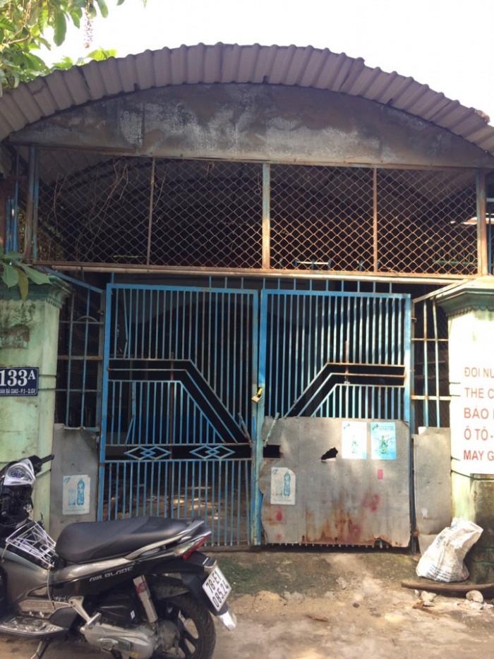 Nhà MặtTiền 133 TrầnBáGiao, Phường5, GòVấp, Đường8mThông, 4.3x27m, Cấp4nát, Đông Bắc