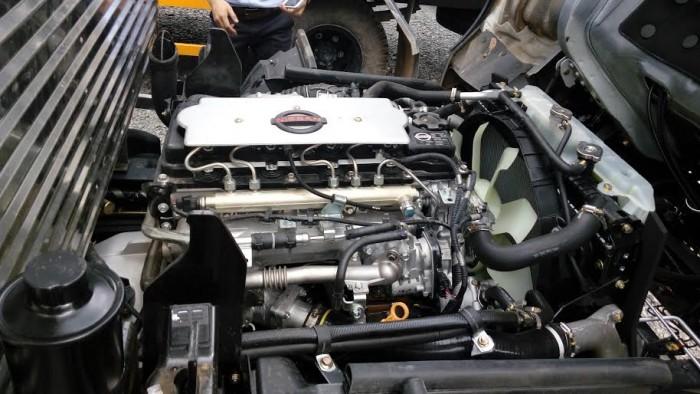 Động cơ Nissan ZD30 trang bị cho ben Veam VB652 - xetaibacbo.com