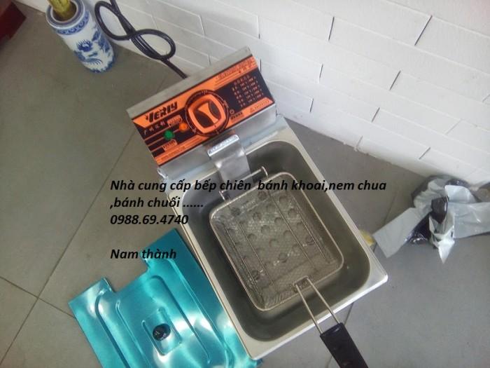 Bếp chiên nhúng đơn Verly HY-81
