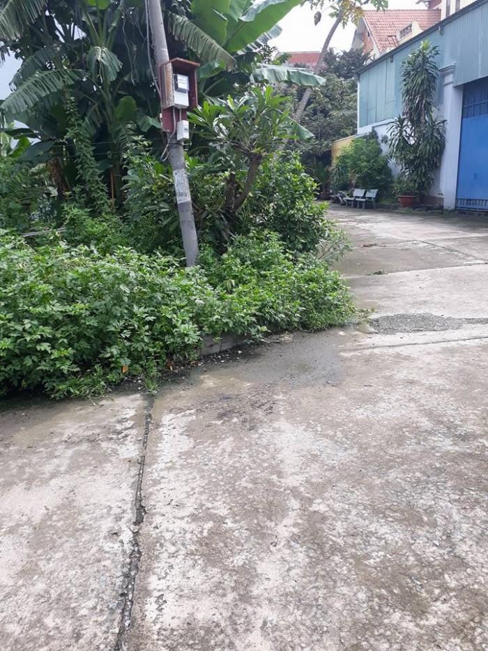 Bán lô đất nền biệt thự nằm trong đường số 27,HBC,9.5x20m.