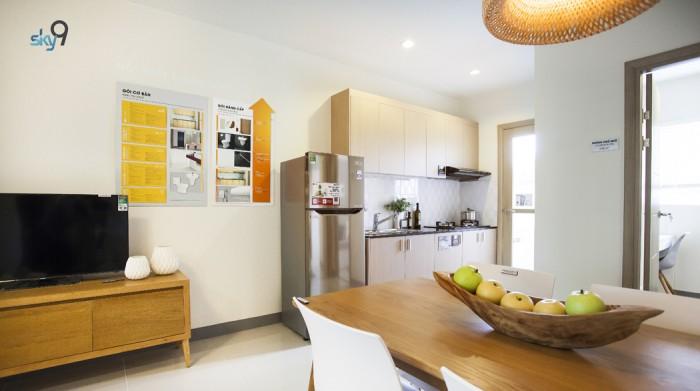 Bán gấp căn hộ 50m2, trả trước 230 triệu nhận nhà