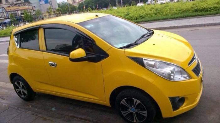 Cần Bán xe Chevrolet Van 02 chỗ màu vàng