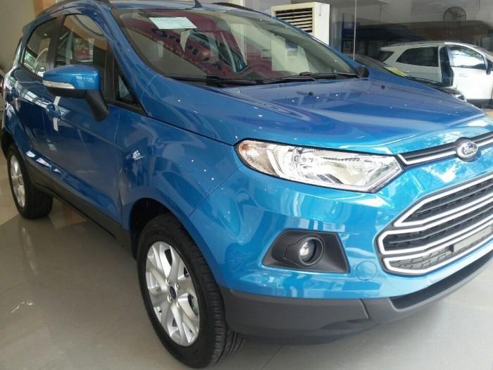 Ford Ecosport sản xuất năm 2018 Số tự động Động cơ Xăng
