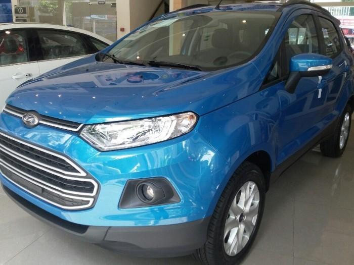 Ford EcoSport Titanium, giá đúng còn khuyến mãi, giao xe ngay 2