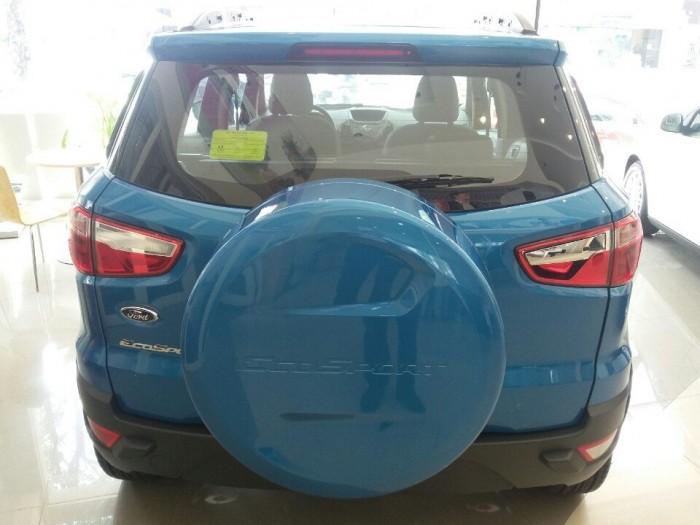 Ford EcoSport Titanium, giá đúng còn khuyến mãi, giao xe ngay 3