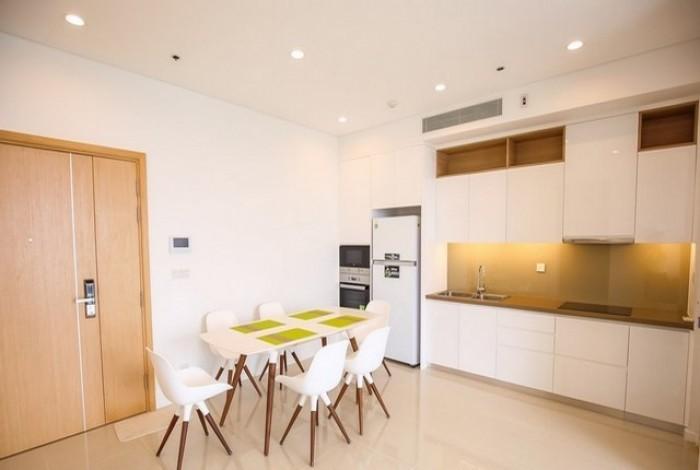 Cho thuê căn hộ Sala Samiri 2 phòng ngủ đầy đủ nội thất, view city