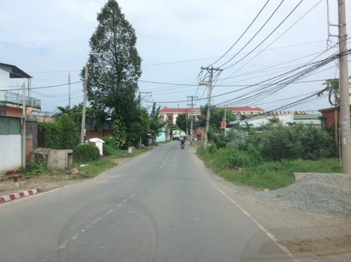 Cần vốn kinh doanh tôi cần bán thửa đất vườn ở xã tân xuân, huyện Hóc Môn