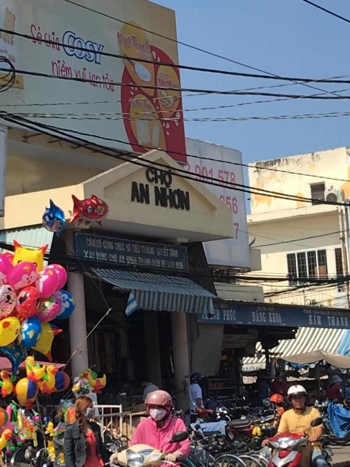 Đất thổ cư 68m2 gần chợ An Nhơn, P. 6, Q. Gò Vấp, giá 2,6 tỷ