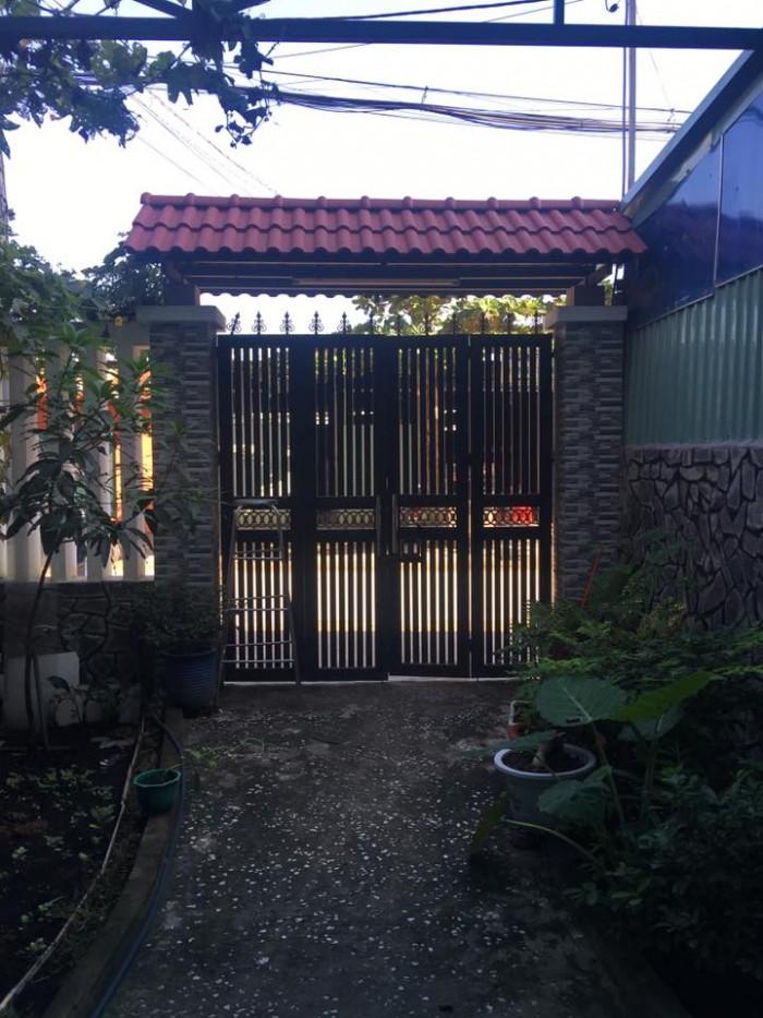 Nhà 1T1L (5x22), MT đường An Lộc, P. Thạnh Lộc, Q.12, giá 4,2 tỷ thương lượng