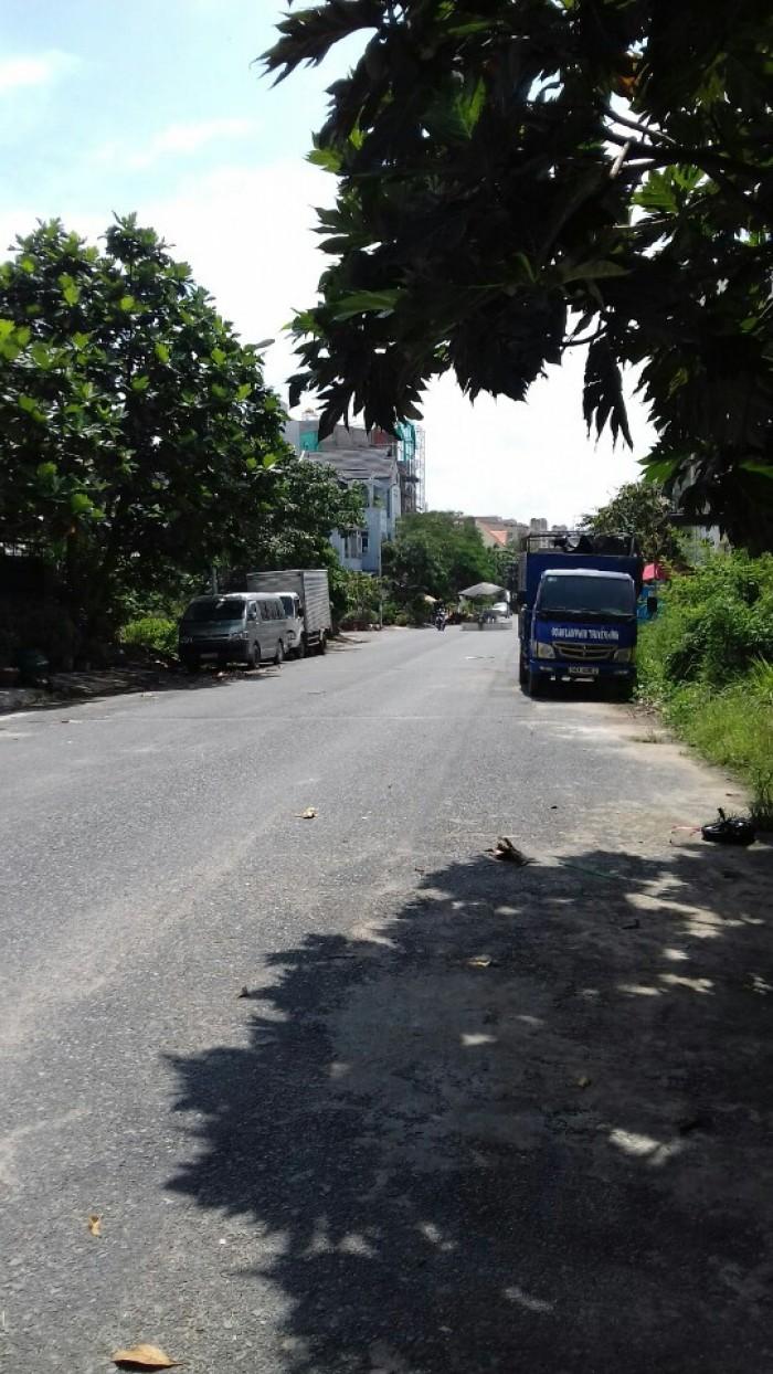 Đất Mặt Tiền Đường 4 KDC Phú Nhuận - Hiệp Bình Chánh- Đường vào rộng 8m
