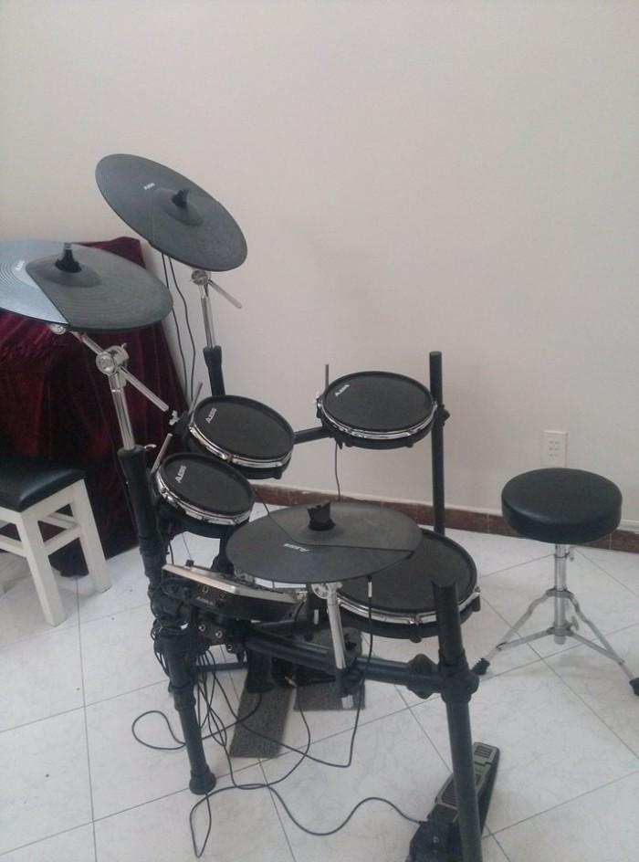 Lý do khác - Trống điện full bộ Alesis Drum Set DM8 Pro Electronic