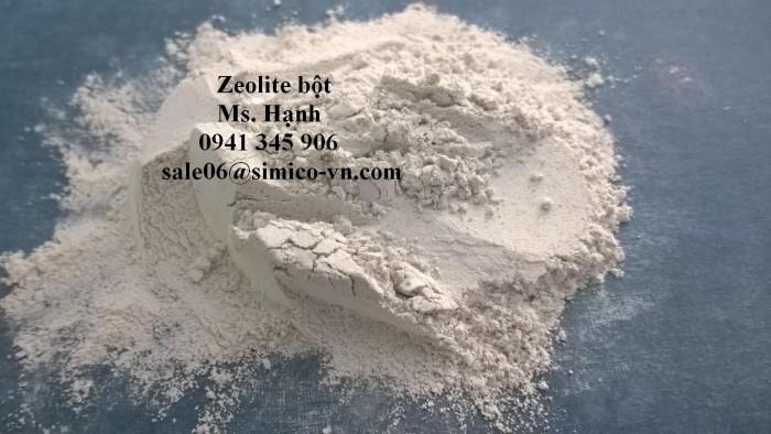 Chuyên cung cấp Zeolite bột, hạt