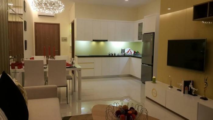 Cần bán căn hộ chung cư Tân Thịnh Lợi Q. 6, DT 75m2, 2 PN, 1.35 tỷ, nhà đẹp.