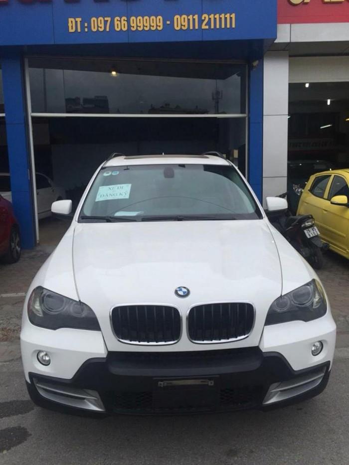 Bán xe BMW X5 trắng cực đẹp giá 890tr tại Hà Nội