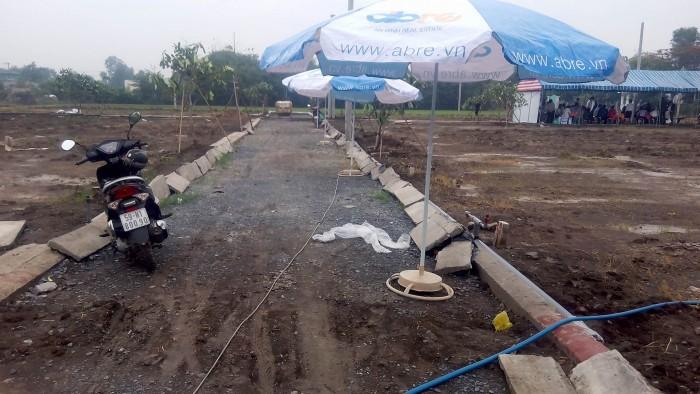 Bán đất nền thổ cư giá rẻ - Bình Chánh SHR DT: 100m2