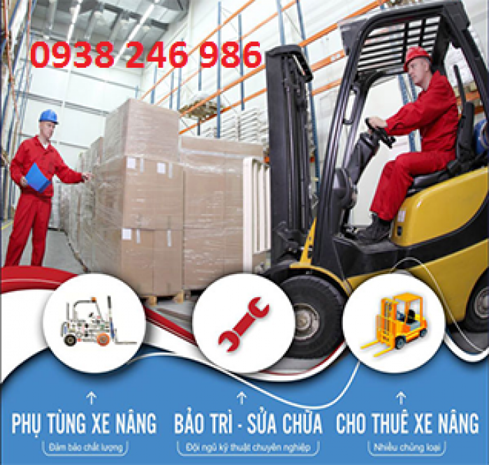 Công ty Hưng Phát Chuyên bảo trì , sửa xe nâng giá rẻ