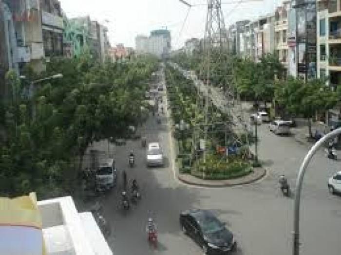 Bán gấp nhà mặt phố Quang Trung – Hà Đông 260m, mt 7m, 26 tỷ