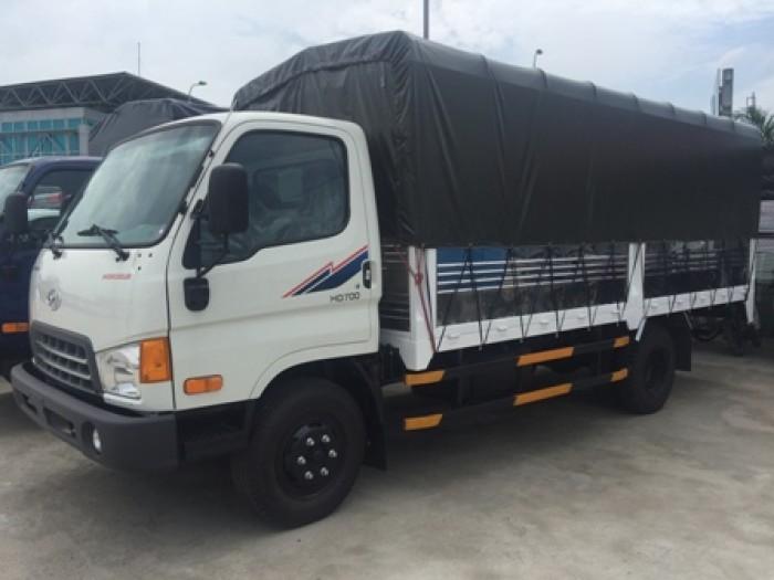Xe tải Hyundai HD700-Hỗ trợ khách hàng mua trả góp