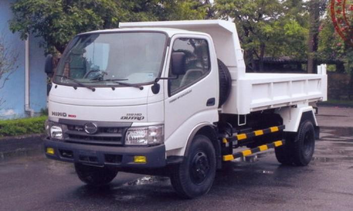 Bán xe tải Hino 4.5 tấn (Hino 4T5) Hino 4 tấn 5 nhập khẩu nguyên chiếc xe mới 2016