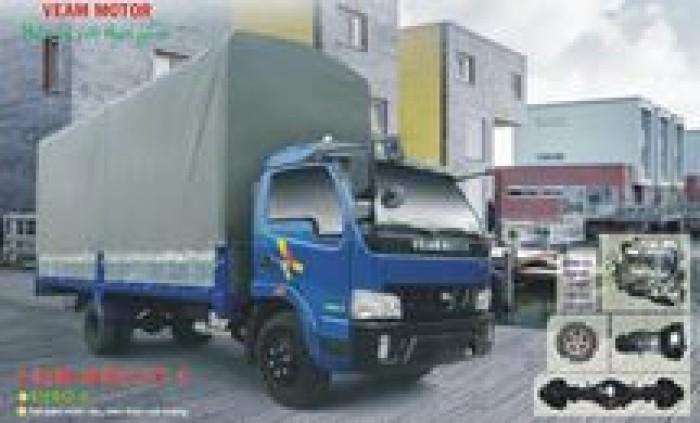 Bán xe tải 6.5 tần 5