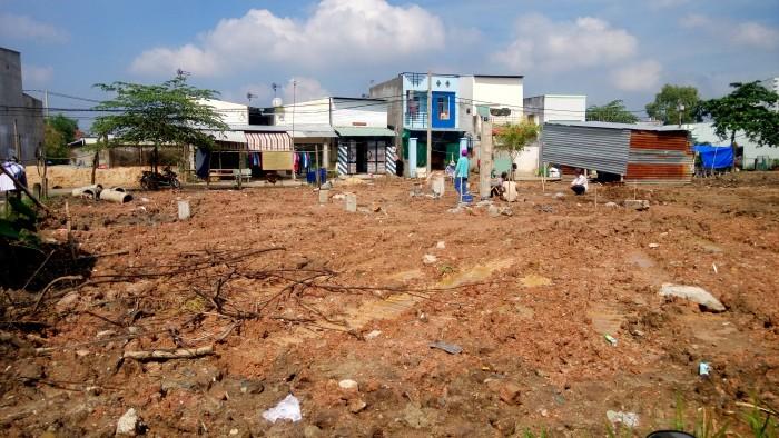 Bán đất sổ đỏ quận Bình Tân , chỉ 970 tr/nền