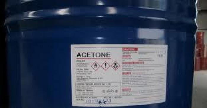 Axeton, Pyroacetic acid, dung môi tẩy rửa, nước rửa móng tay,
