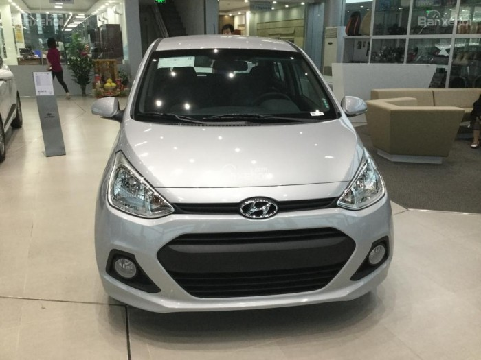 Hyundai Grand i10 1.0 mt ban taxi 0