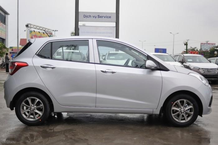 Hyundai Grand i10 1.0 mt ban taxi 1
