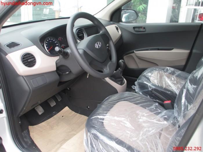 Hyundai Grand i10 1.0 mt ban taxi 2