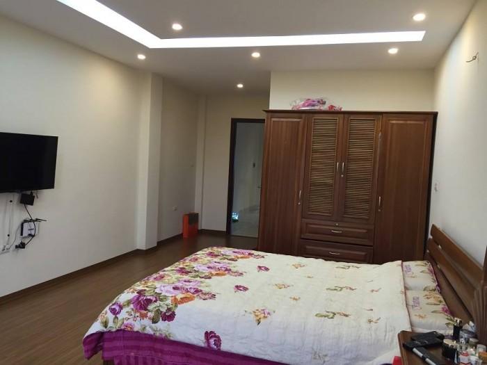Bán nhà đường Quan Hoa, Nguyễn Khánh Toàn, Q Cầu Giấy DT 55m2x5 tầng KD tốt giá 5 tỷ