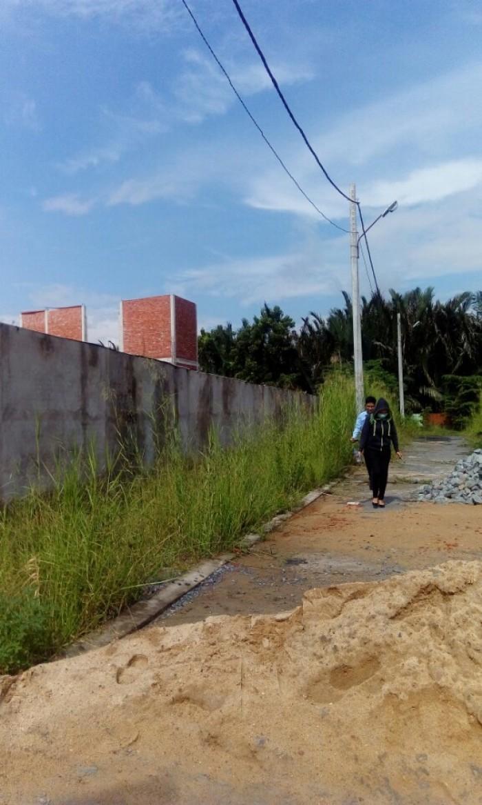 Đất nền Đường 28, P.Linh Đông. Nằm cạnh Phạm Văn Đồng. 52m2, đã có sổ riêng,thổ cư 100%