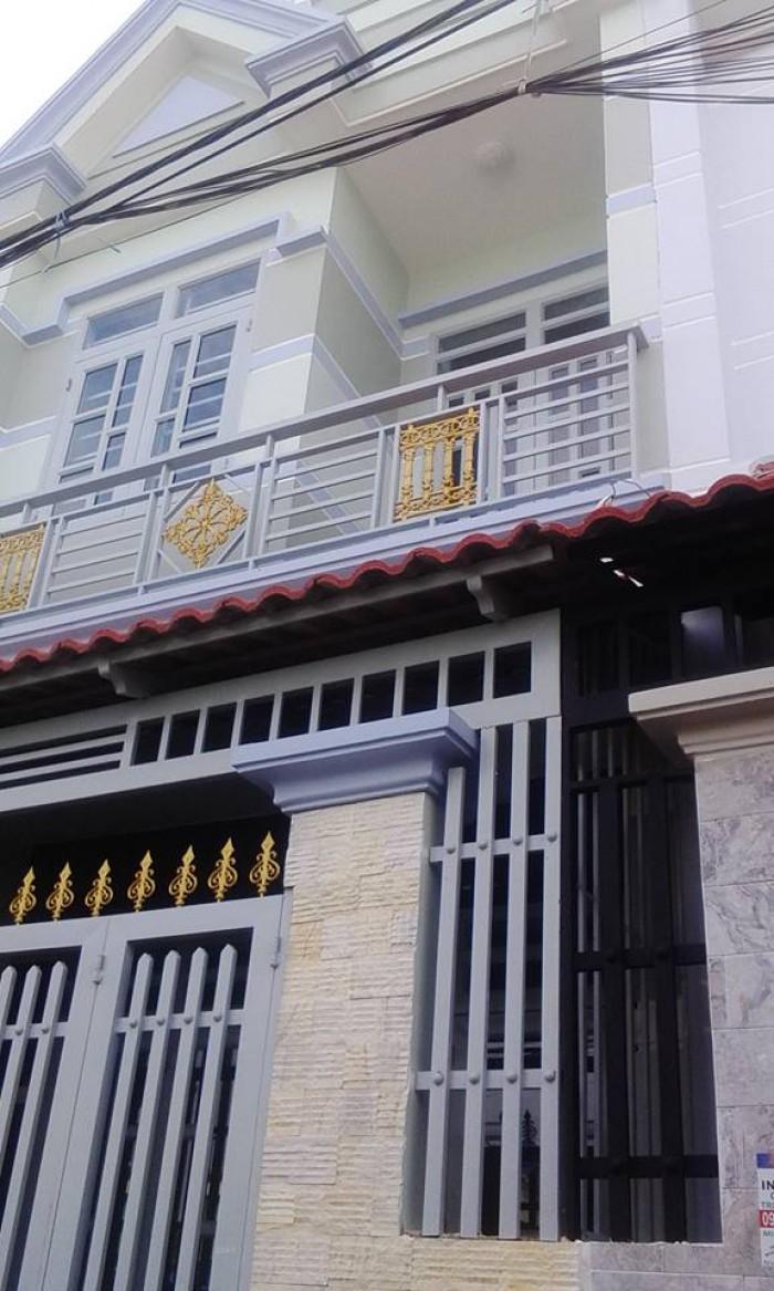 Nhà Phố Đạt Chuẩn Châu Âu, Thiết Kế Chuẩn Nhật Bản, Ngay Nguyễn Thị Tú.