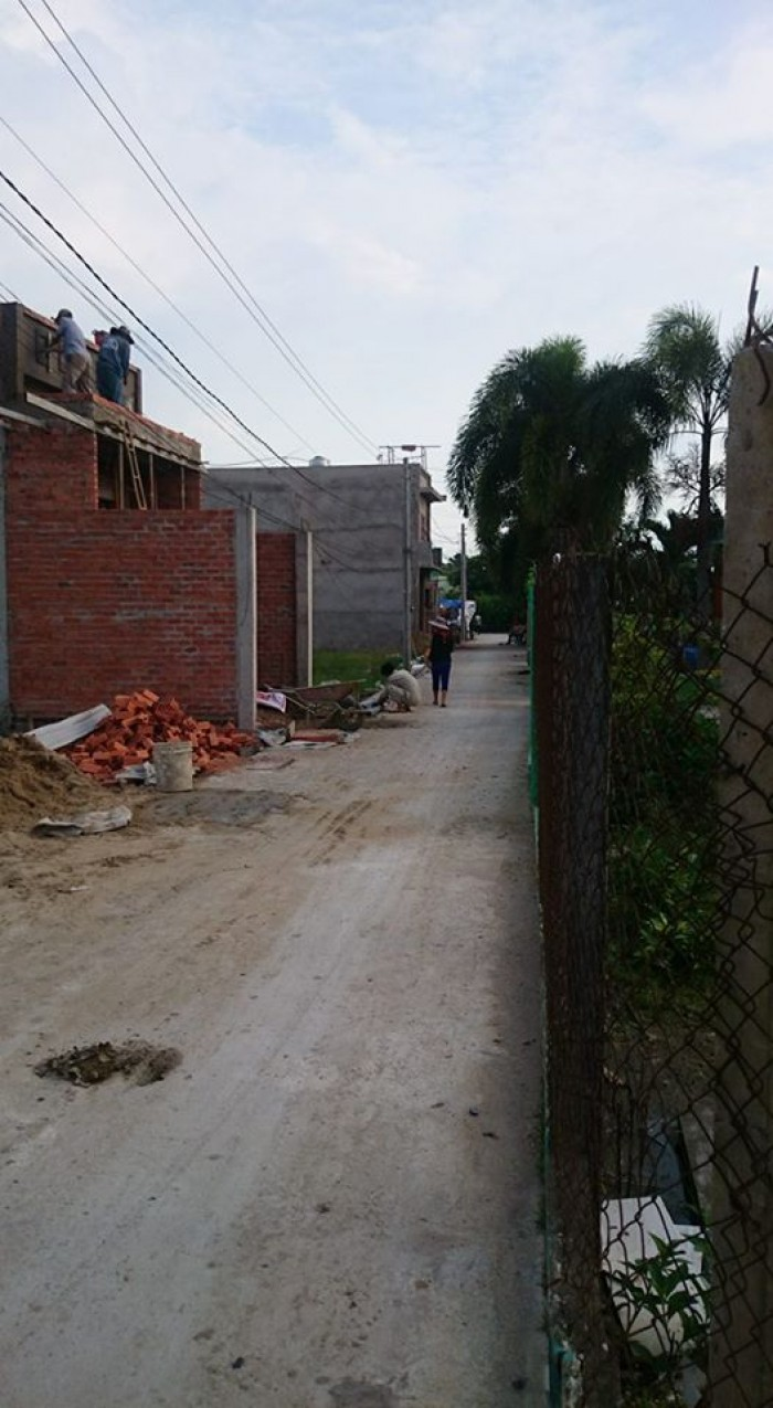 Kết thúc dự án còn 3 nền đất giá rẻ gần chợ
