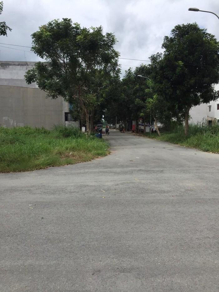Đất nền đường Trần Đại Nghĩa cách vòng xoay Phú Lâm 15p