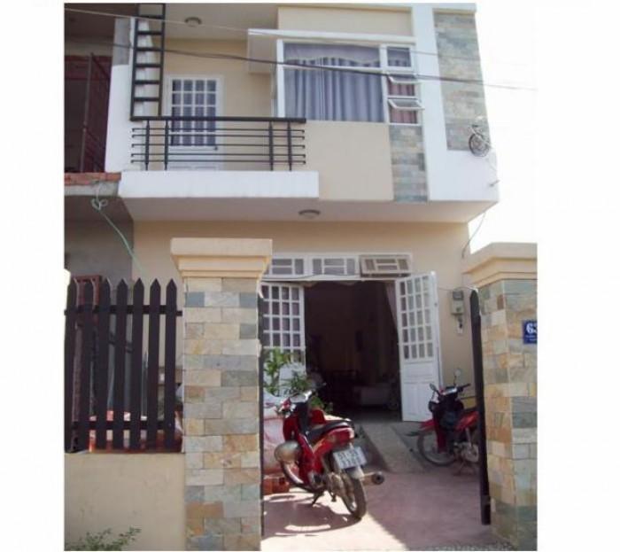 Cho thuê nhà đường Lý Thái Tổ, trung tâm sầm uất Đà Nẵng.